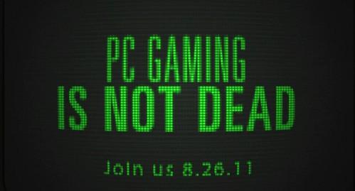 Video žaidimų ateitis   PC? Konsolės tik tuščia propaganda?