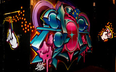 Zade (COLOR IMPOSIBLE CREW) Tags: chile del graffiti magic chef subterraneo rincon magia viadelmar zade 2011 fros smaritow rincondelchef