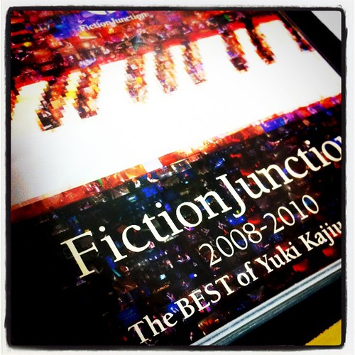 Fiction Junction LiveCDきた