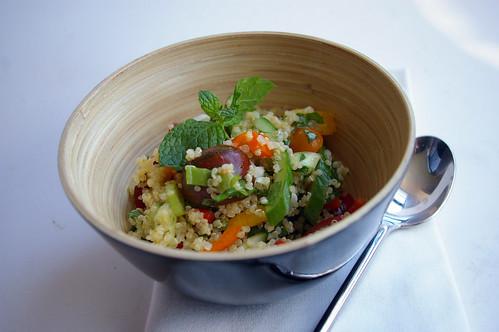 Quinoa Tabouleh II