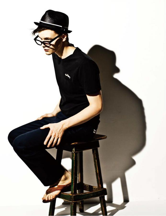 Jason Wilder0068_STUDIOUS SS11 Catalog(Official)