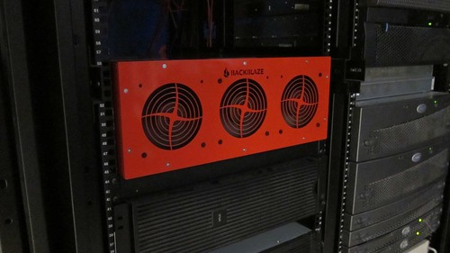 Backblaze 2.0 Installed