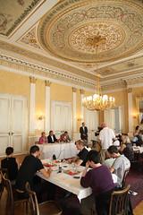 photoset: BMUKK: Pressekonferenz MQ Leitung Christian Strasser (24.8.2011)