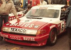 Rover Vitesse - Donington ETC 500Kms 1985 (mendaman) Tags: park car k tom austin championship european rover racing etc 500 1985 touring vitesse donington twr kilometres walkinshaw
