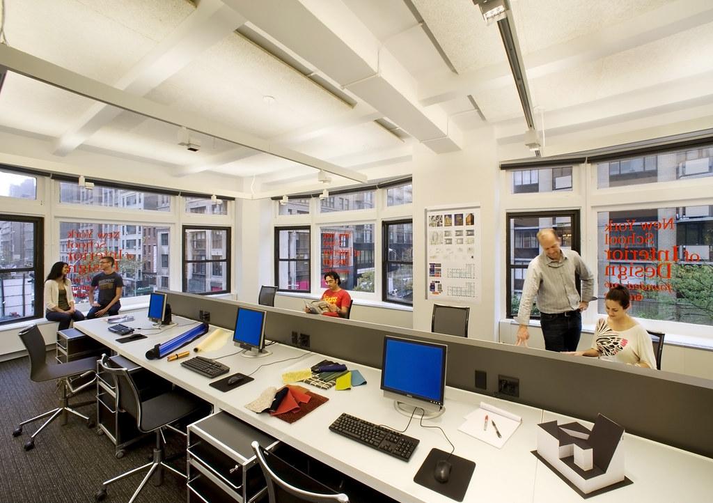 NYSID Graduate Center U2013 Corner Studio (New York School Of Interior Design)  Tags: