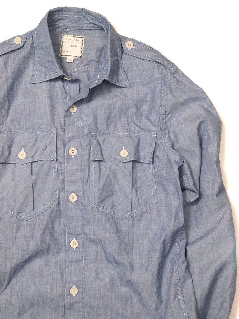 Billy Reid at J.Crew / Tallahassee Sport Shirt