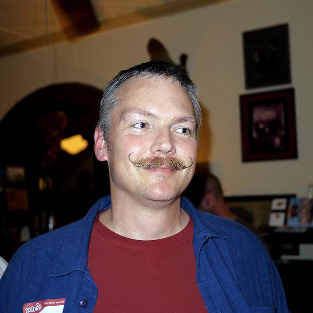 Yelp's Mustache Bash