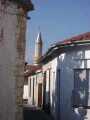 Lefkara (Terry Hassan) Tags: house building tower minaret cyprus dwelling kbrs lefkara