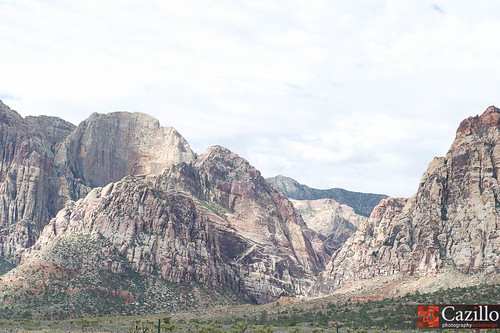 Red Rock Canyon, Before Editing
