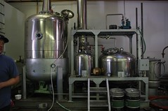 Stainless Steel Stills at Stillwater Spirits