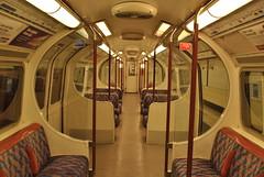 Bakerloo line, London underground (J@ck!) Tags: london underground empty se1 bakerloo elephantcastle londonboroughofsouthwark