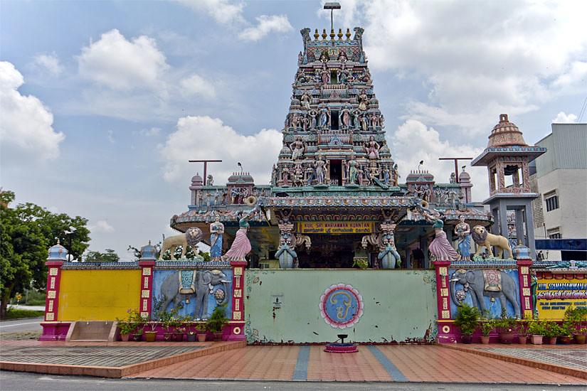 Sri Mariamman Temple Kuantan