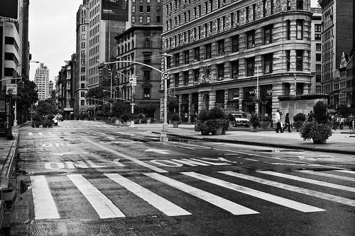 New York – Le calme avant Irene