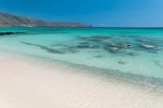 Elafonissi (saigotakamori) Tags: colors mediterranean mare rosa creta greece grecia crete spiaggia sabbia chania elafonissi coralla