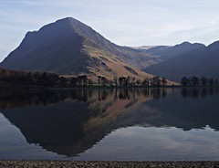 Buttermere 3rd March (Lune Rambler) Tags: england mountains beauty reflections farming calm cumbria agriculture buttermere lakedistrictnationalpark borrowdale newlandsvalley northernlakes oltusfotos doublyniceshot doubleniceshot lunerambler tripleniceshot fuji3rdmarch