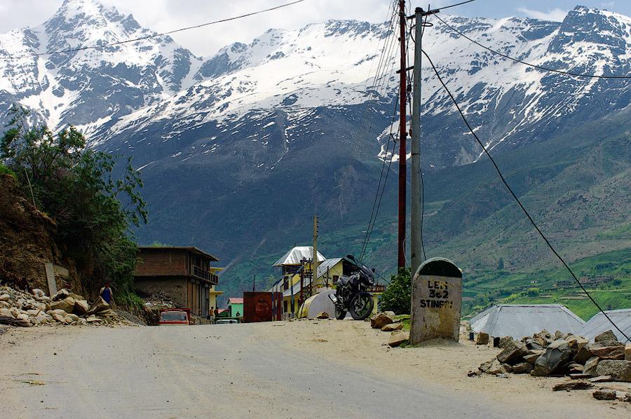 Мототрип по Гималаям, Индия 2009 - 1 - Манали-Кейлонг