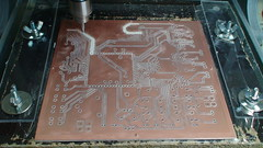 Another Weekend Spent Making Circuit Boards by mikeysklar