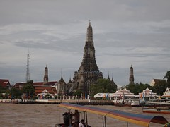 Bangkok In Transit - Tuk Tuk, Boat, Train, Foot, Car (coolinsights) Tags: car train thailand foot boat bangkok tuktuk streetscenes chaophrayariver bangkokintransit