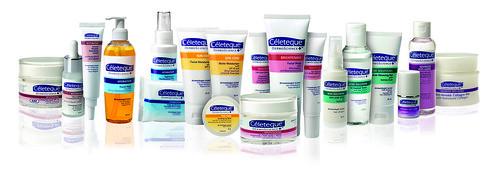 Complete Céleteque DermoScience Range