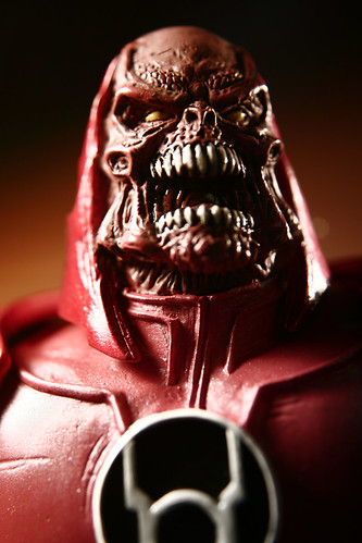Atrocitus the Red Lantern