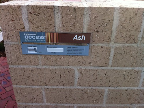 Austral Access Brick Range - Colour Ash