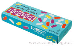 Trader Joe's Candy Coated Licorice