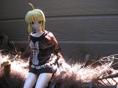 IMG_1676 (blkn3ko) Tags: anime scale night doll fate figure saber 16 stay azone fatestay onesixth