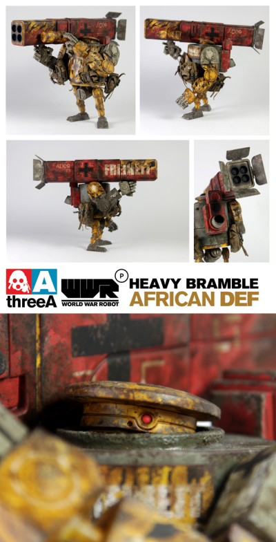 3A WWRp Heavy Bramble Retailer versions