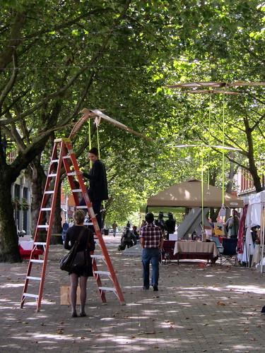 Artwalk Setup