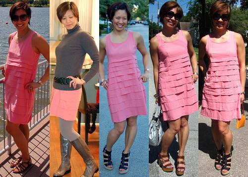 pink ruffle dress 01