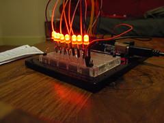 Arduino multi-LEDs