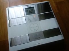 新型 体重計