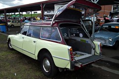 1974 Citroen DS 23 Safari station wagon (sv1ambo) Tags: station wagon 1974 citroen ds safari 23