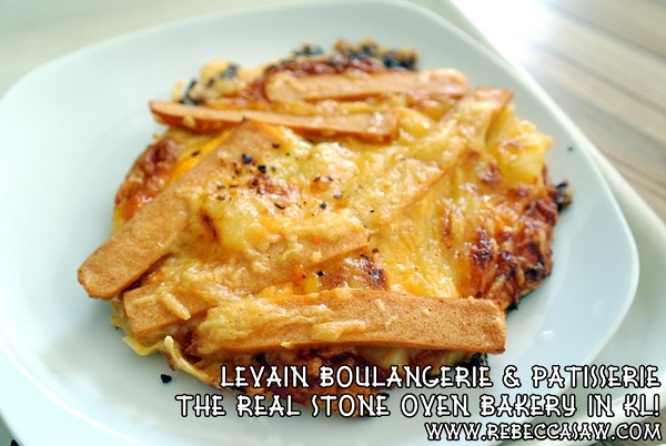 Levain Boulangerie & Patisserie, The real STONE OVEN bakery in KL-15