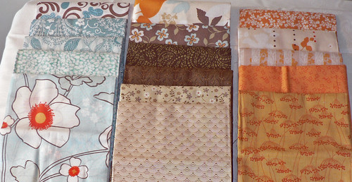 Fat Quarter Stars Quilt Along by 110901cats