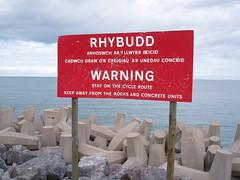 Rhybudd: Warning