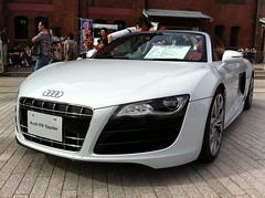 LE VOLANT Cars Meet 2011 Audi R8 Spyder