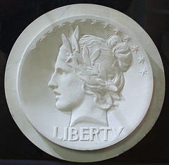 Saint-Gaudens cent model