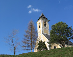Georgenberg - Micheldorf - Upper Austria (Been Around) Tags: church berg austria sterreich europa europe day niceshot travellers kirche eu clear obersterreich autriche austrian aut o kirchdorf  upperaustria micheldorf georgenberg 5photosaday a concordians georgikirche thisphotorocks worldtrekker visipix bezirkkirchdorf expressyourselfaward flickrunitedaward bauimage bezirkkirchdorfanderkrems georgikircheamgeorgenberg micheldorfinobersterreich