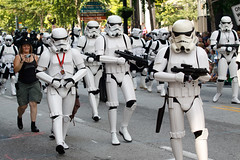 501st (Courtarro) Tags: film starwars cosplay parade event stormtrooper dragoncon dragoncon2011
