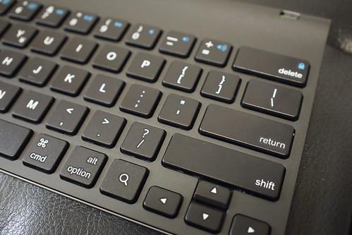 ロジクール タブレットキーボードFor iPad