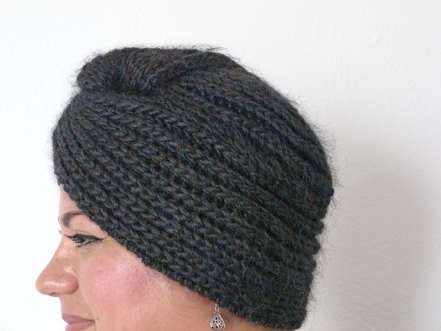 Getting ready for Stockholm, autumn turban