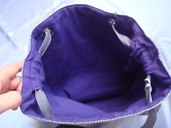A bag inside