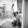 Caretaker (DowntownRickyBrown) Tags: dog 120 mediumformat puppy boxer hassy diyosa fujineopanacros selfdevelop rolleiflex28d ilfosol3 forcedbrushing thevampirelair