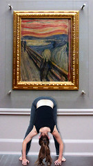 Meanwhile, at the National Gallery