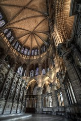 Basilique saint remi (11 sur 12) (sylvain.landry) Tags: france monument saint canon photography eos photo bestof raw photos reims hdr remi basilique