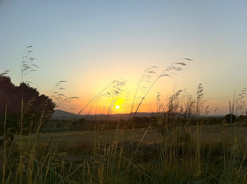 Extremadura Sunset
