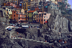 Manarola (Jeka World Photography) Tags: world travel houses vacation people italy holiday art jeff rose rock landscape boats photography fishing italian colorful europe liguria coastal cinqueterre manarola riomaggiore laspezia jeka jeffrose italianriveria frazione jekaworldphotography kalitharose jeffrosephotography kalitharosephotography