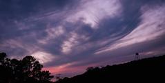 Sunset Panorama (jball359) Tags: sunset sky panorama clouds littlerock watertower arkansas colorefexpro niksoftware filmeffects mygearandme pse9 photoshopelements9