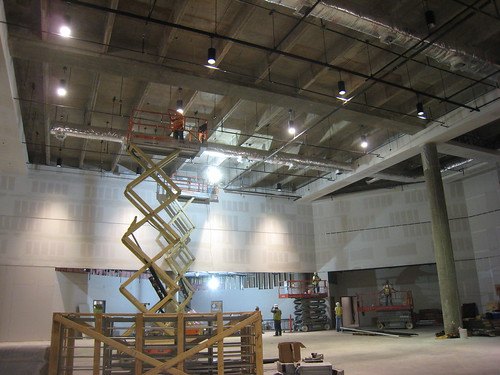 HMNS Expansion: Sept. 2011 Update!